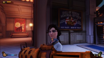 "BioShock Infinite ""Reshade and SweetFX"""