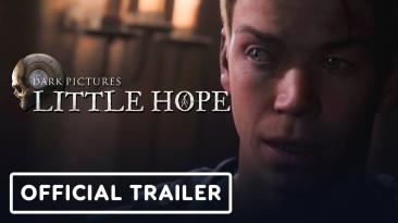 Секреты и решения в новом трейлере The Dark Pictures: Little Hope
