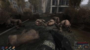 "S.T.A.L.K.E.R.: Call of Pripyat ""Уборщик трупов мутантов"""