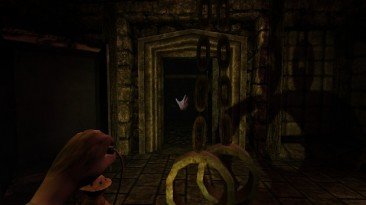 "Amnesia: The Dark Descent ""Dynamic shadows from lantern graphics mod"""