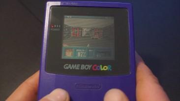 Культовый шутер Wolfenstein 3D запустили на Game Boy Color