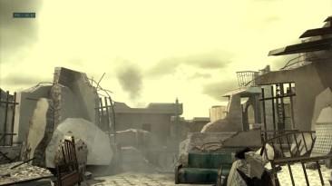 Пример работы русской версии Metal Gear Solid 4 на эмуляторе PS3