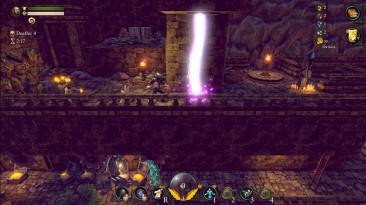 Azuran Tales: Trials выйдет на Switch в этом месяце