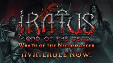 """Состоялся релиз дополнения """"Гнев некроманта"""" для Iratus: Lord of the Dead"""