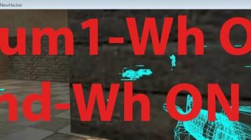 Counter-Strike: Source: Трейнер/Trainer (Wh) {NewHacker}