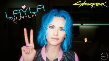 """Cyberpunk 2077 """"Женские персонажи"""""""