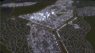 "Cities in Motion 2 ""Карта San-Mount"""