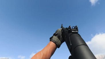 Сравнение оружия между - Call of Duty Modern Warfare 2019 и Payday 2