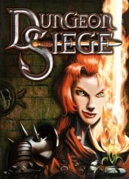 Обложка игры Dungeon Siege