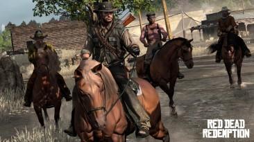 Слух: ремастер Red Dead Redemption выйдет весной 2022 года