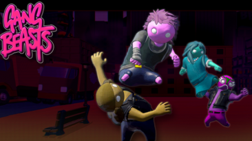 Соревновательный и кооперативный броулер Gang Beasts уже вышел на PlayStation 4