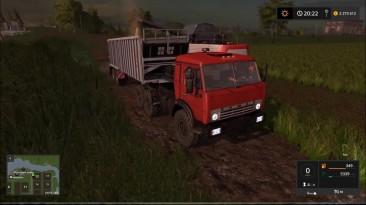 Farming Simulator 17 - Золотой колос v 1.7 - Рис