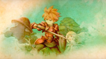 """Adventures of Mana"", ремейк ""Final Fantasy Adventure"", появилась в App Store"