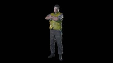 "Resident Evil 3 ""Брэд Викерс"""