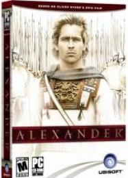 Обложка игры Alexander