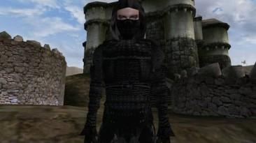 """Morrowind """"Переделанные доспехи сталкера"""""""