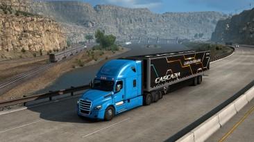 """American Truck Simulator """"Пак Двигателей и Звуков v3.4 для 1.39"""""""