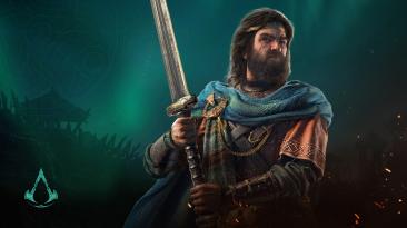 """Постеры персонажей дополнения """"Гнев Друидов"""" для Assassin's Creed: Valhalla"""