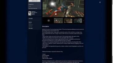 Слух: The Amazing Spider-Man 2 работает в 720p на PS4