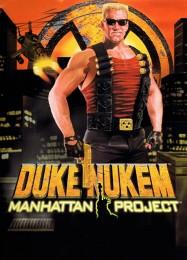 Обложка игры Duke Nukem: Manhattan Project
