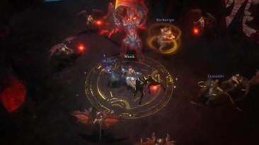 Diablo Immortal - первый взгляд