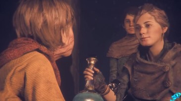 A Plague Tale Innocence - Амиша и Лукас создают Лекарство