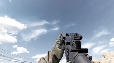 Call of Duty Modern Warfare 2 vs Insurgency Sandstorm Сравнение оружия
