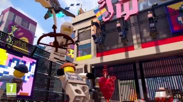 Новый трейлер экшена LEGO Ninjago Movie Video Game