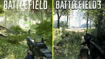 Новое сравнение Battlefield 2042 демонстрирует визуальные улучшения обновлённых карт