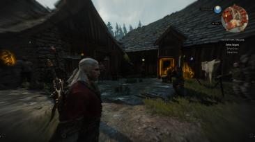 """Witcher 3 """"Улучшенные иконки в игре"""""""