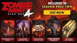 В Zombie Army 4: Dead War стартовал второй сезон