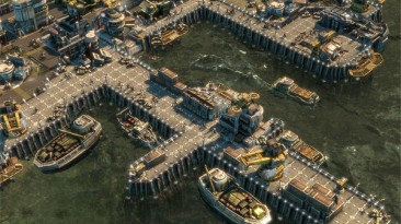 Появились локализованные дополнения к стратегии Anno 2070