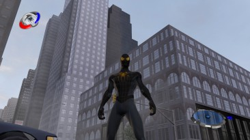 """Spider-Man 3: The Game """"New Armor"""""""