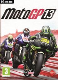 Обложка игры MotoGP 13