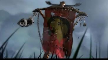Warcraft 3 - Улучшенный ролик вступление Reign of Chaos