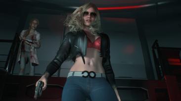 """Resident Evil 2 """"Горячая блондинка"""""""