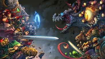 Battle Chasers: Nightwar от создателей Darksiders получила точную дату выхода