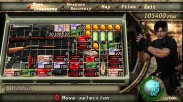 "Resident Evil 4 ""RE4-TUDO-EM-UM-PATCH Не для HD Luis Webber Editor"""