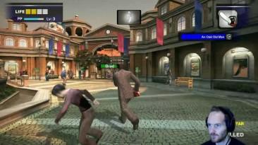 90 минут геймплея Dead Rising (PS4)