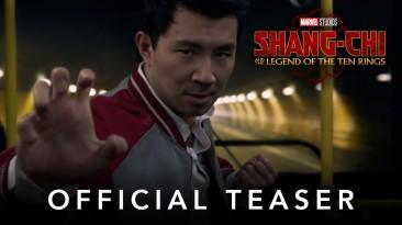 """Первый трейлер, постер и кадры фильма """"Шан-Чи и легенда десяти колец"""" от Marvel Studios"""