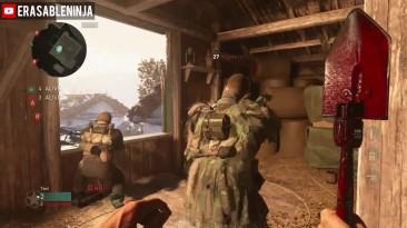 "Call of Duty: WWII ""Подборка троллинга кемперов и нубов #2"""