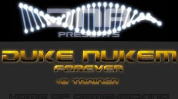 Duke Nukem Forever: Трейнер (+8) [1.0] {HoG}