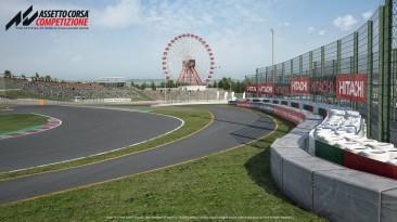 Сразу две трассы добавят в Assetto Corsa Competizione в новом пакете обновлений