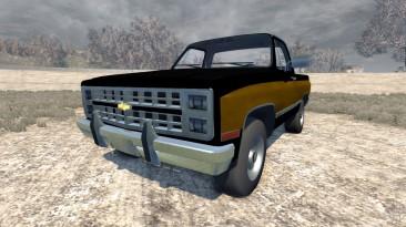 "BeamNG.drive ""Chevrolet Silverado 1500 1986"""