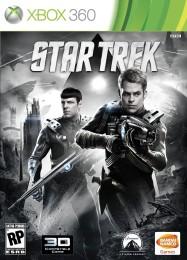 Обложка игры Star Trek: The Video Game