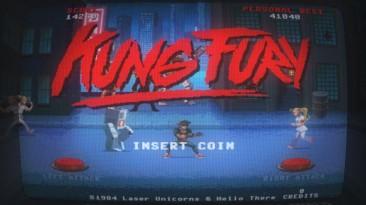 Kung Fury Game - безумный файтинг из 90-х