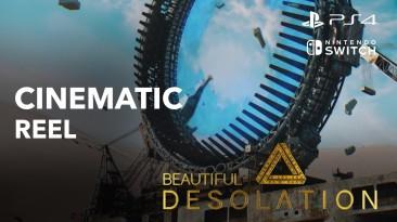 Новые ролики Beautiful Desolation в преддверии выхода игры на PS4 и Nintendo Switch