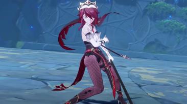 Новый трейлер Genshin Impact, посвященный способностям Розарии