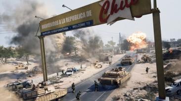 Бета-тест Battlefield 2042 пройдет в сентябре