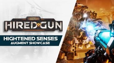 Усилитель чувств в новом трейлере Necromunda: Hired Gun